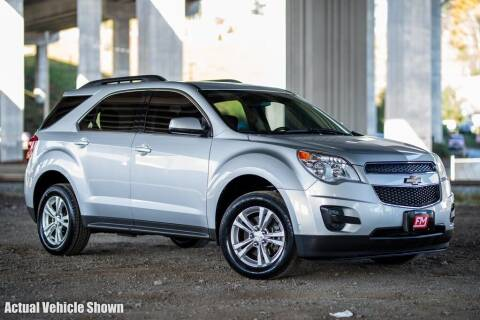 2013 Chevrolet Equinox for sale at Friesen Motorsports in Tacoma WA