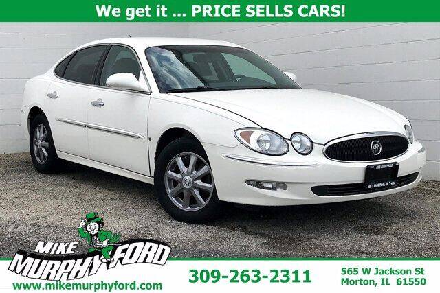 2007 Buick LaCrosse for sale at Mike Murphy Ford in Morton IL