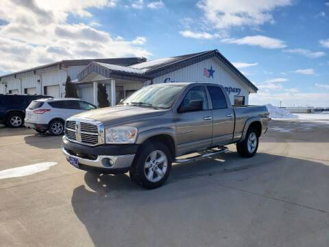 2007 Dodge Ram Pickup 1500 for sale at Cresco Motor Company in Cresco IA