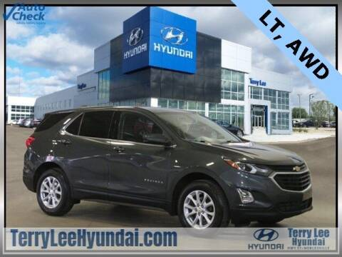 2018 Chevrolet Equinox for sale at Terry Lee Hyundai in Noblesville IN