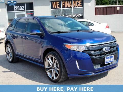 2013 Ford Edge for sale at Stanley Automotive Finance Enterprise - STANLEY DIRECT AUTO in Mesquite TX