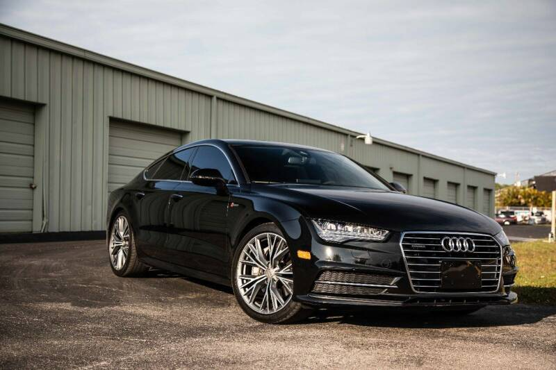 2016 Audi A7 for sale at Exquisite Auto in Sarasota FL