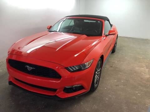 2016 Ford Mustang for sale at MR Auto Sales Inc. in Eastlake OH