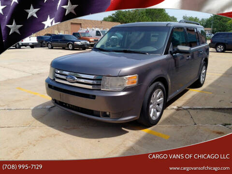 2009 Ford Flex for sale at Cargo Vans of Chicago LLC in Mokena IL
