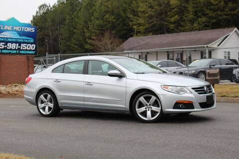 2012 Volkswagen CC for sale at Skyline Motors in Louisville TN
