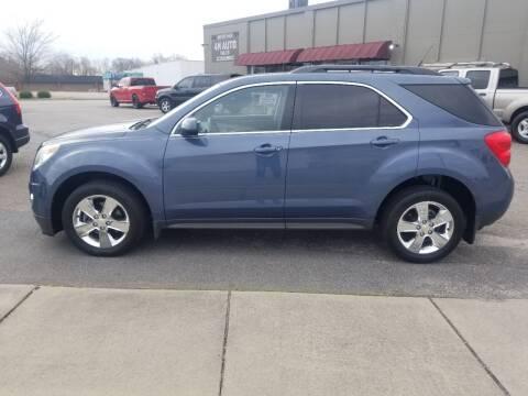 2012 Chevrolet Equinox for sale at 4M Auto Sales | 828-327-6688 | 4Mautos.com in Hickory NC
