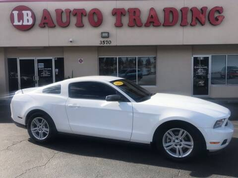 2012 Ford Mustang for sale at LB Auto Trading in Orlando FL