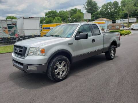 2005 Ford F-150 for sale at Driven Motors in Staunton VA