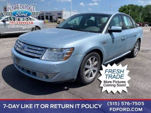 2008 Ford Taurus for sale at Fort Dodge Ford Lincoln Toyota in Fort Dodge IA