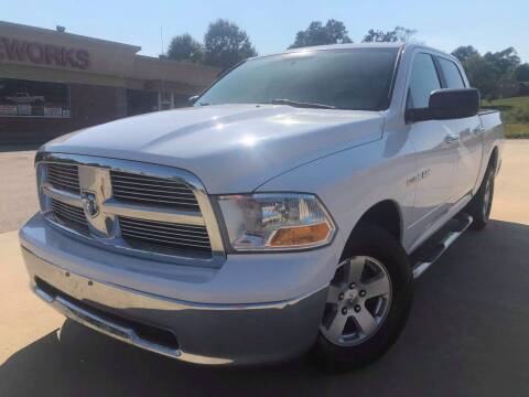 2010 Dodge Ram Pickup 1500 for sale at Gwinnett Luxury Motors in Buford GA