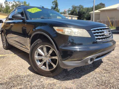 2007 Infiniti FX35 for sale at The Auto Connect LLC in Ocean Springs MS