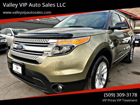 2012 Ford Explorer for sale at Valley VIP Auto Sales LLC in Spokane Valley WA