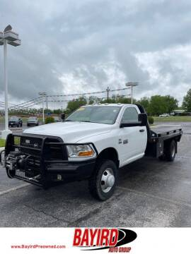 2012 RAM Ram Chassis 3500 for sale at Bayird Truck Center in Paragould AR
