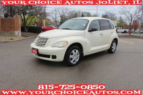 2008 Chrysler PT Cruiser for sale at Your Choice Autos - Joliet in Joliet IL