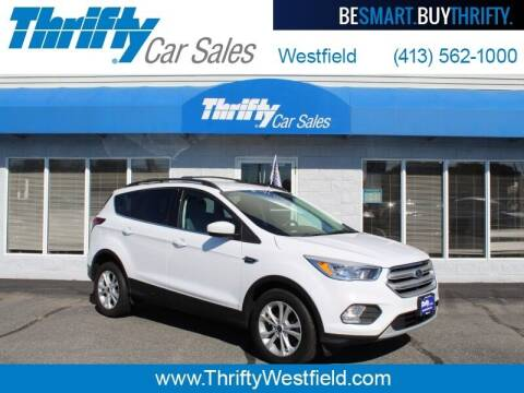 2018 Ford Escape for sale at Thrifty Car Sales Westfield in Westfield MA
