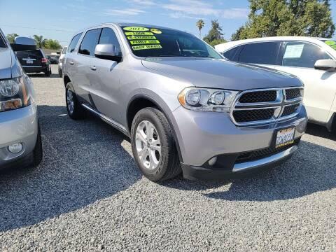 2013 Dodge Durango for sale at La Playita Auto Sales Tulare in Tulare CA