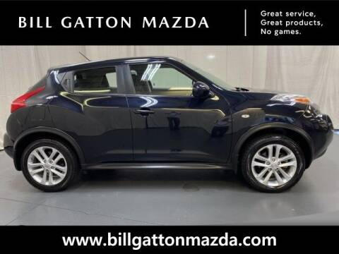 2013 Nissan JUKE for sale at Bill Gatton Used Cars - BILL GATTON ACURA MAZDA in Johnson City TN