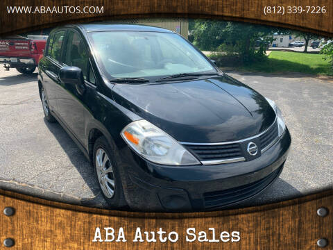 2007 Nissan Versa for sale at ABA Auto Sales in Bloomington IN