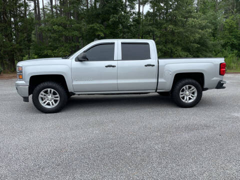 2014 Chevrolet Silverado 1500 for sale at Leroy Maybry Used Cars in Landrum SC