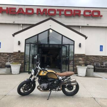 2019 BMW R NINE T Scrambler for sale at Head Motor Company - Head Indian Motorcycle in Columbia MO