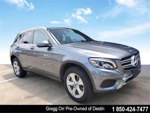 2018 Mercedes-Benz GLC for sale at Gregg Orr Pre-Owned of Destin in Destin FL