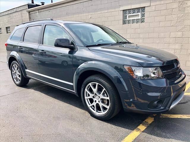 2017 Dodge Journey for sale at Richardson Sales & Service in Highland IN