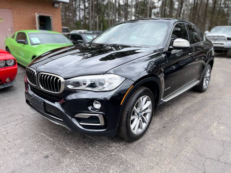 2015 BMW X6 for sale at Magic Motors Inc. in Snellville GA