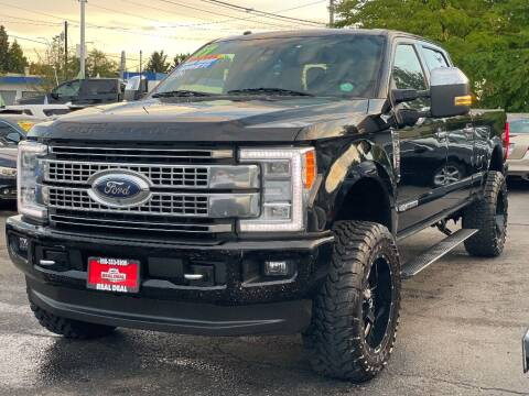 2017 Ford F-350 Super Duty for sale at Real Deal Cars in Everett WA