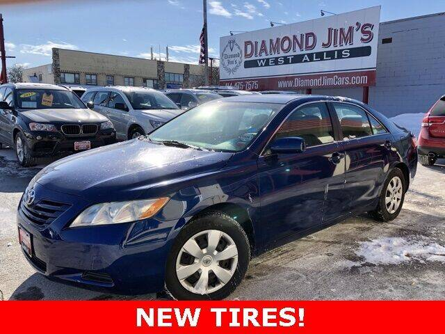 2009 Toyota Camry for sale at Diamond Jim's West Allis in West Allis WI