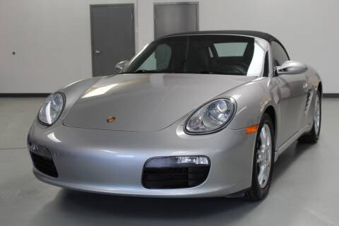 2006 Porsche Boxster for sale at Mag Motor Company in Walnut Creek CA