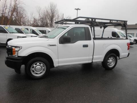 2018 Ford F-150 for sale at Benton Truck Sales - Utility Trucks in Benton AR