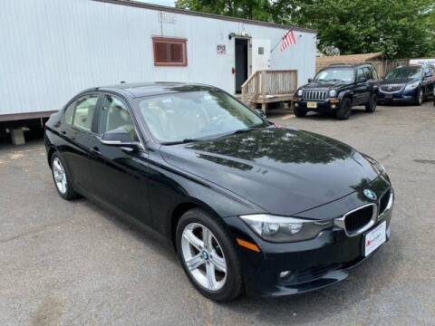 2015 BMW 3 Series for sale at Exem United in Plainfield NJ