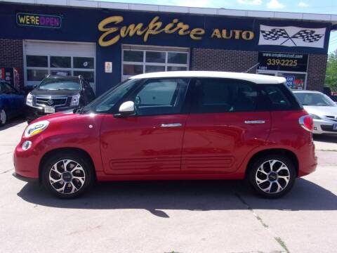 2014 FIAT 500L for sale at Empire Auto Sales in Sioux Falls SD