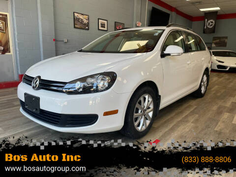 2013 Volkswagen Jetta for sale at Bos Auto Inc in Quincy MA