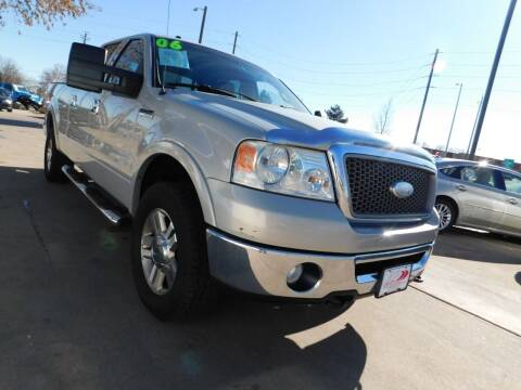 2006 Ford F-150 for sale at AP Auto Brokers in Longmont CO