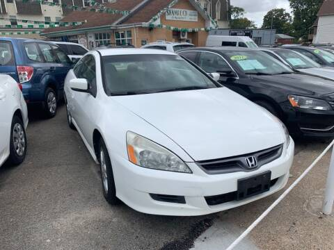 2007 Honda Accord for sale at Park Avenue Auto Lot Inc in Linden NJ