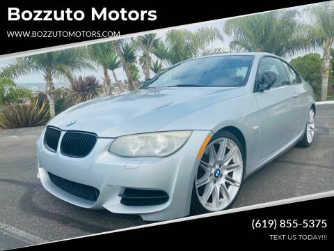 2011 BMW 3 Series for sale at Bozzuto Motors in San Diego CA