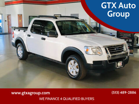 2007 Ford Explorer Sport Trac for sale at GTX Auto Group in West Chester OH