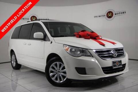 2012 Volkswagen Routan for sale at INDY'S UNLIMITED MOTORS - UNLIMITED MOTORS in Westfield IN