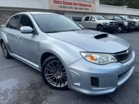 2014 Subaru Impreza for sale at North Georgia Auto Brokers in Snellville GA