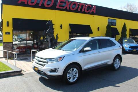 2018 Ford Edge for sale at Auto Exotica in Red Bank NJ