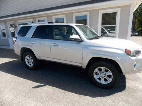 2020 Toyota 4Runner for sale at Bachettis Auto Sales in Sheffield MA