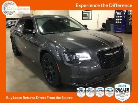 2019 Chrysler 300 for sale at Dallas Auto Finance in Dallas TX
