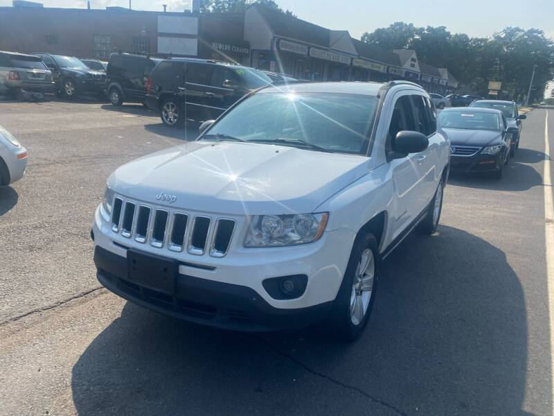 2011 Jeep Compass for sale at Manchester Motors in Manchester CT