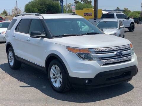 2013 Ford Explorer for sale at Brown & Brown Wholesale in Mesa AZ