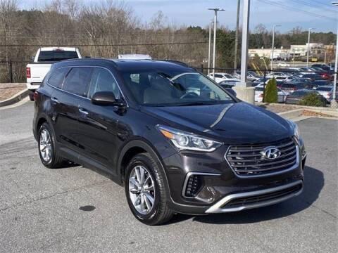 2019 Hyundai Santa Fe XL for sale at CU Carfinders in Norcross GA