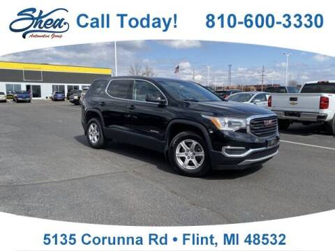 2017 GMC Acadia for sale at Jamie Sells Cars 810 - Linden Location in Flint MI