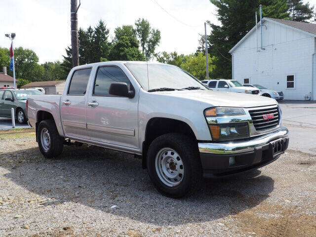 2012 GMC Canyon for sale at Patriot Motors in Cortland OH