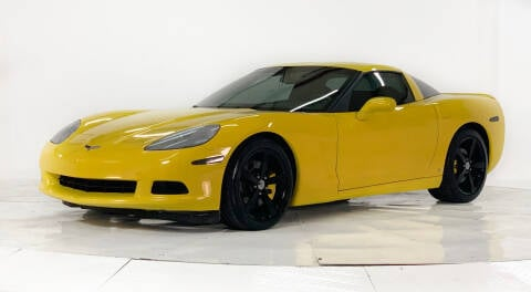 2009 Chevrolet Corvette for sale at Houston Auto Credit in Houston TX