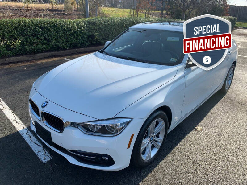 2017 BMW 3 Series for sale at Dreams Auto Group LLC in Sterling VA